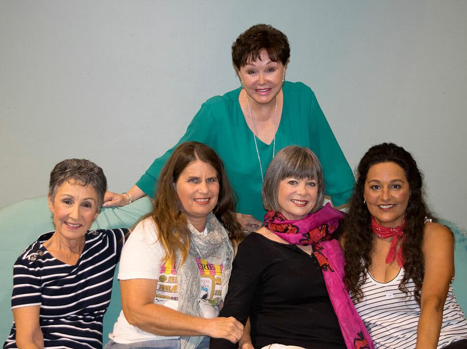 Savannah Sipping Society Cast Pic